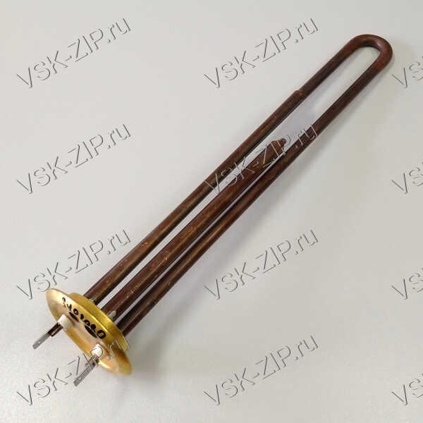 ТЭН 1300W PREMIUM RF медь, для вертикальных.Thermowatt