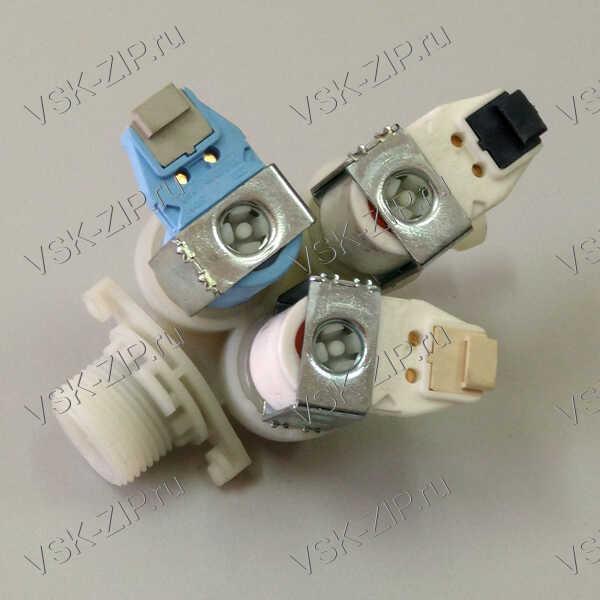 Клапан электромагнитный EV3V 2x180 1x90 Candy