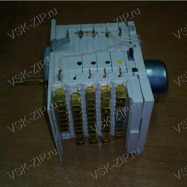 Таймер EC4673-02 TL (651016053, 516011800, 516011801)