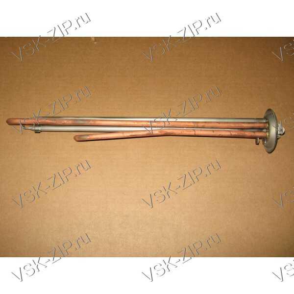 Нагревательный элемент 1+1,5 кВт для вертикальных ШАТЛ 65152340 (2)