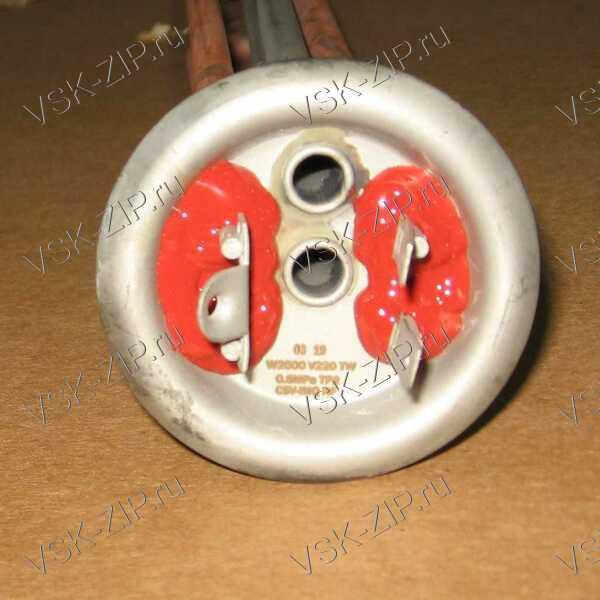 Нагревательный элемент 1+1,5 кВт для вертикальных ШАТЛ 65152340 (3)