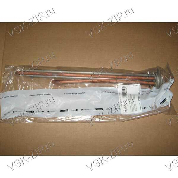 Нагревательный элемент 1+1,5 кВт для вертикальных ШАТЛ 65152340 (4)