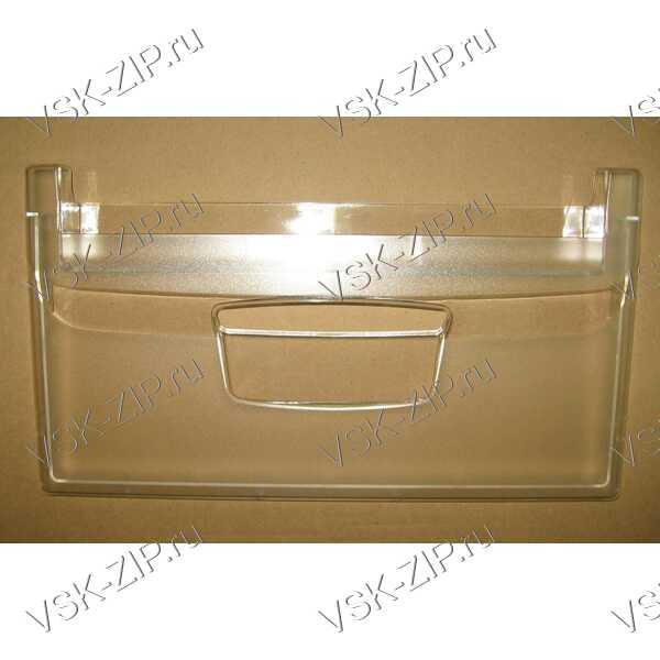 Панель среднего ящика (430X240) прозрачная