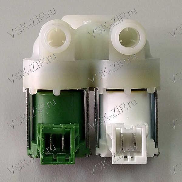 Электроклапан 2Wx180 клеммы под фишку ELECTROLUX, ZANUSSI